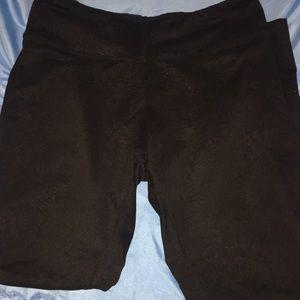 Marina Balance Collection Black leggings